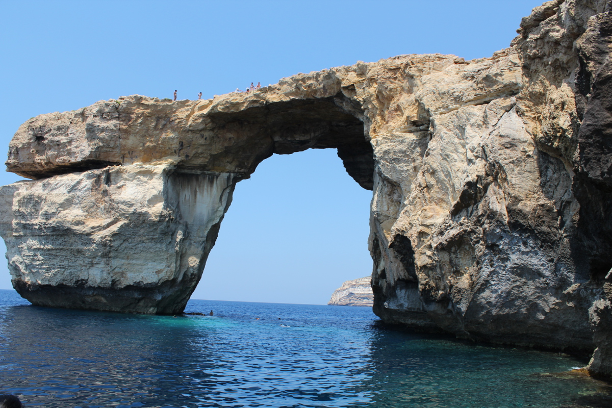 Natural Arch - Gozo